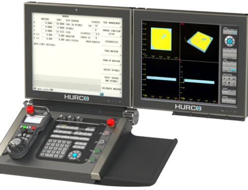 Система управления ЧПУ WinMax от Hurco