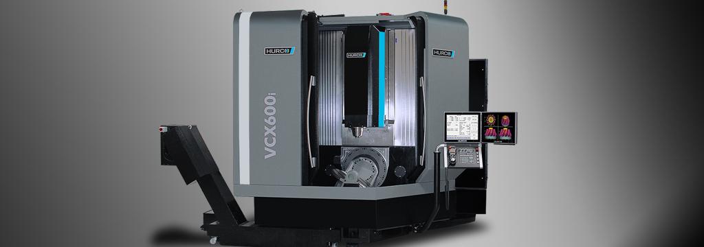 5ти осевой фрезерный станок VCX600i