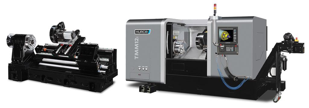 Токарно-фрезерный станок с ЧПУ Hurco TMM12i